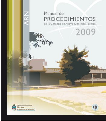 Manual de Procedimientos de la Gerencia de Apoyo Científico Técnico 2009